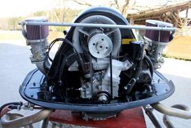 Carrera Style 356 Motor